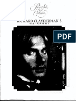 book partituras - richard clayderman 3 - piano solo best collection.pdf