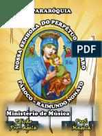 Curso Teclado Igreja - 01