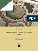 Direitos Fundamentais e Sua Aplicacao as Relacoes Privadas
