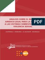 análisis sobre el manual jurídico-legal para la atención a las victimas sobrevivientes de violencia sexual