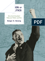 The Demon of Geopolitics_ How K - Herwig, Holger H