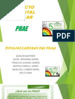 PRESENTACION  PRAE PROYECTO AMBIENTAL ESCOLAR ..pdf