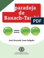 La paradoja de Banach-Tarski
