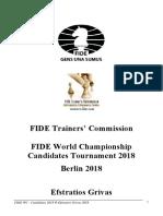 Candidates Berlin 2018