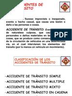 Invest. de Accidentes de Transito Ppt