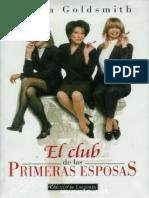 El Club de Las Primeras Esposas - Olivia Goldsmith