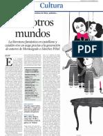 Visiones de Lo Fantstico en La Vanguardia 2012