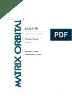 LK204-25  Rev2.0
