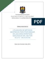 Trabajo Investigativo Geofisico