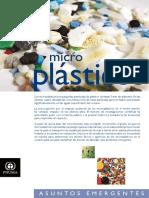 Microplastic Spanish