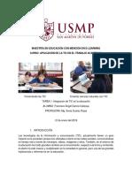 Integración de TIC en la educación