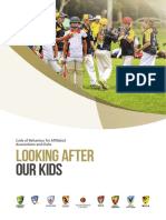 looking after our kids for associations  clubs