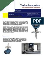 Direct Insertion Density Meter