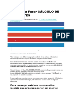 Aprenda a Fazer CÁLCULO DE HIDRANTES.docx