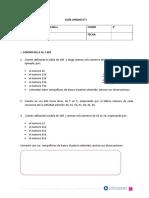 Matemàticas - Guia 1 - 3 Basico