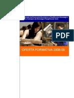 Oferta Formativa Promocion Econónica (Ayto. Vitoria)