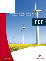 On Shore Wind Farm Brochure