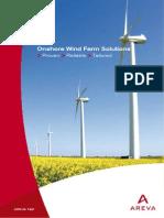 On Shore Wind Farm Brochure