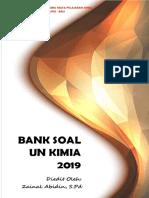 bank soal kimia 2019