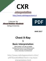 Chest X-Ray -  Interpretation.pdf