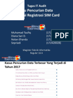 Issue IT Audit2