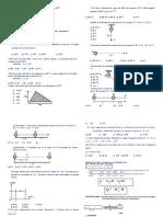 IV BIM - 5to. Año - GEOM - Guía 5 - Geometría Analítica