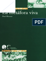 Ricoeur Paul - La Metafora Viva_unlocked
