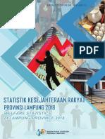 Data Kesejahteraan Lampung