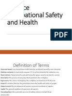 Identify Hazards and Risks