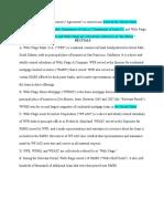 WellsFucgo v US Settlement Agreement
