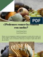 Daniel Rangel Barón - ¿Podemos comer la comida con moho?