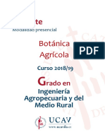 Botanica Agricola