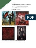 Metal Bulletin Zine 162