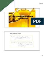 Fat Hydrogenation