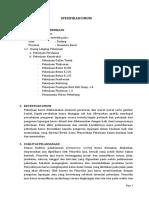 Spesifikasi Teknik Air Dingin Sbsn-myc