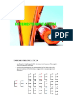 Palm Oil Interesterification