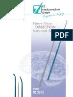 RZ Nerve Micro Dissection Set