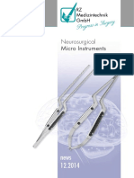 RZ Neurosurgical Micro Instruments