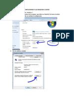 6 Configurando a Las Maquinas Clientes Para Acceder Al Dominio