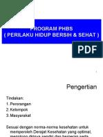 Program Phbs