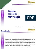 Introducción a La Metrología