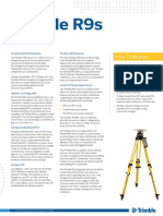GNSS Trimble R9s