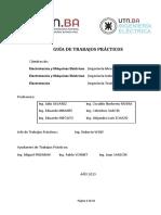 Trabajos Prácticos de Electrotenia