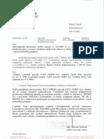 Odpoveď SPF - sprístupnenie - zmluva o prevode parciel - Richtárske Pole