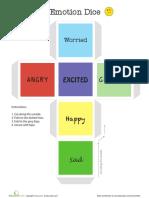 Emotion Dice
