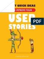 Fifty Quick Ideas to Improve User Stories