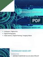 Technology Based Art