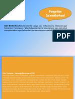 Safemotherhood & Advokasi (BU ULYA).pptx