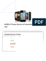 Alcatel Codes - Schematics & Service Manuals PDF.pdf