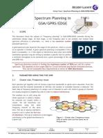 ND GSM Design Paper - Spectrum Planning Gsm Gprs Edge Ed02
